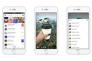 مشاهده Stories به نسخه وب مسنجر فیسبوک اضافه شد