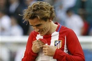 رزرو شماره 7 بارسلونا برای گریزمان
