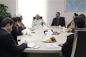طرح های پژوهشی با اولویت نیازهای پلیس در دانشگاه آزاد اسلامی قم تقویت می شود
