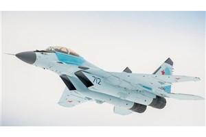 جنگنده جدید روسیه میگ 35
