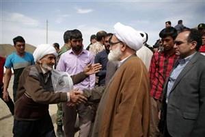 تاکید حجت الاسلام معزی   بر ضرورت توجه و ارائه خدمات حداکثری