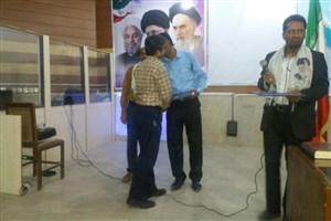 تجلیل از پدران آسمانی در روز پدر توسط دانشگاه آزاد اسلامی رودان