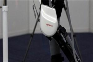 تویوتا برای سالمندان ربات حرکتی میسازد