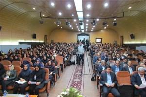 برگزاری همایش ملی نقش مطالعات زبان در توسعه اقتصادی، علمی و فرهنگی در دانشگاه آزاد اسلامی مراغه