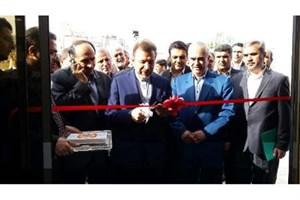 با حضور وزیر ارتباطات و فناوری اطلاعات 2پروژه در بیرجند افتتاح شد