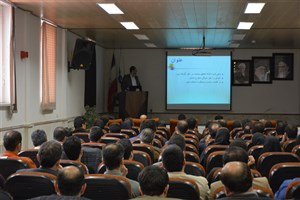 کارگاه پروپوزال نویسی در دانشگاه آزاد اسلامی واحد بندرانزلی برگزار شد