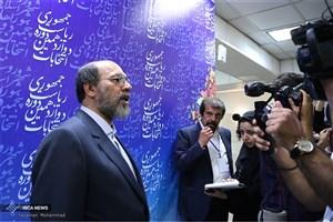 بازدید دکتر حمید میرزاده از ستاد انتخابات کشور