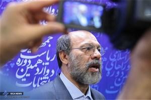 دکتر میرزاده در ستاد انتخابات کشور