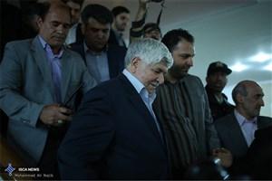 ورود و ثبت نام مهندس محمد هاشمی رفسنجانی