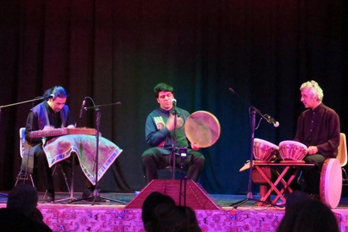 ایرانی ها در دانشگاه «سواس» لندن کنسرت دادند