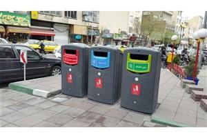 هر ماه  بیش از33تن زباله با همکاری ساکنان محله های مرکزی  تهران تفکیک می شود