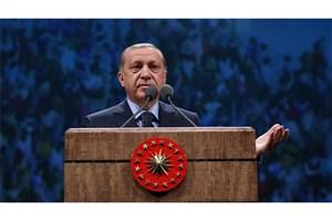 اردوغان برای انتخابات آلمان پیام فرستاد