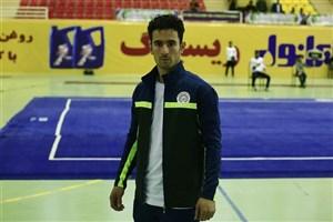 طلای «دائوشو» بر گردن هادی محمدی