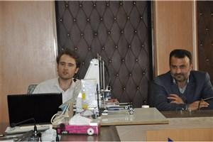 استقراراولین هسته فناور مرکز رشد دانشگاه آزاد اسلامی واحد دامغان با ایده ساخت پرینتر سهبعدی