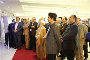 بازدید اختصاصی هنرمندان سینمای ایران از سازمان انرژی اتمی