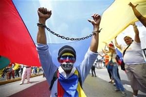 فراخوان اپوزیسیون ونزوئلا برای برگزاری تظاهرات گسترده در چهارشنبه
