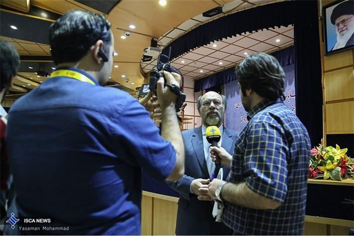 بازدید دکتر میرزاده از ستاد ثبت نام انتخابات ریاست جمهوری