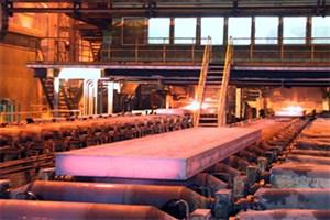 کاهش صادرات فولاد چین