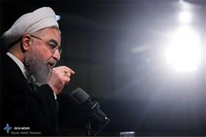 روحانی: راه آیت الله هاشمی را ادامه دهیم/ اگر دروغ جای خود را پیدا کند پیشرفت از این کشور رخت میبندد