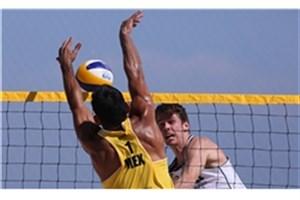 ساحلیبازان ایران در والیبال ساحلی قهرمانی آسیا فینالیست شدند
