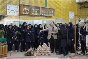مجلسی: دانش آموزان در بازدید از دانشگاه میتوانند افق های تحصیلی خود را ترسیم کنند