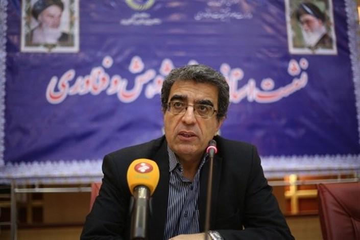 وحید احمدی معاون پژوهشی وزارت علوم