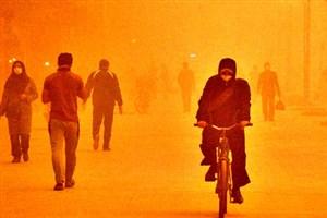 اعلام میزان گردو غبار امروز دراهواز