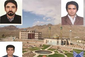 ارتقای 3 عضو هیات علمی واحد تهران شرق به مرتبه استادیاری