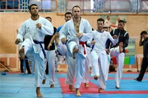 دور جدید تمرینات ملی پوشان کاراته از اول اردیبهشت