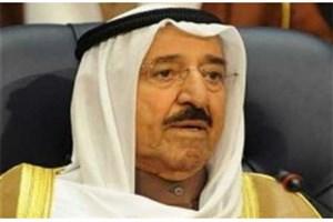 پیام تسلیت امیر کویت به رئیس جمهوری ایران