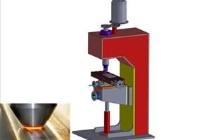 طراحی و ساخت دستگاه «جوشکاری اغتشاشی اصطکاکی» از سوی دانشجوی واحد سنندج