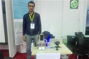 ساخت ربات تعاملگرا با انسان توسط دانشجویان دانشگاه آزاد واحد شیراز