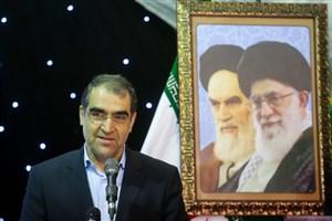 وزیر بهداشت در آیین افتتاح پروژه های بهداشتی و درمانی خراسان شمالی: هدف ما نباید ساخت بیمارستان باشد بلکه توجه به پیشگیری، بسیار مهم و ضروری است