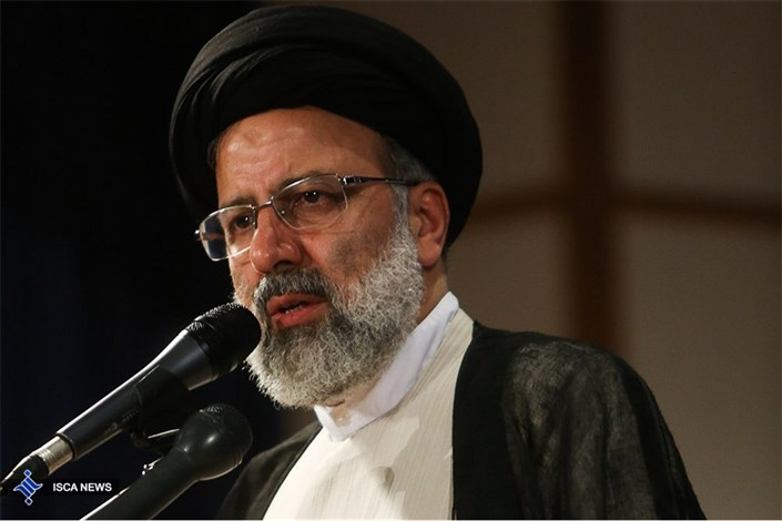 حضور ابراهیم رئیسی در ستاد ثبت نام ریاست جمهوری