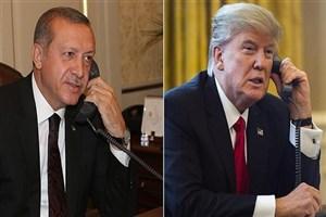 وعده همکاری نزدیک رئیسجمهور آمریکا به همتای ترکیهای خود درباره عراق، سوریه و پکک