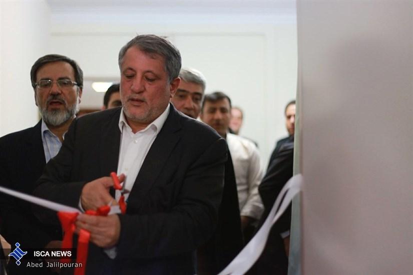 افتتاح جلسه هم اندیشی پارک علم و فناوری واحد تهران غرب دانشگاه آزاد اسلامی