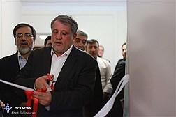 افتتاح مرکز نوآوری و شتاب دهی پارک علم و فناوری دانشگاه آزاد اسلامی با حضور مهندس محسن هاشمی