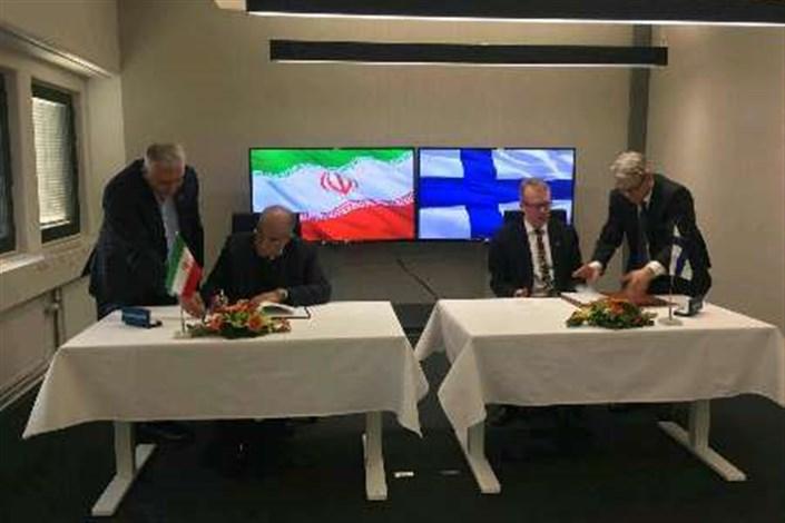 ایران و فنلاند