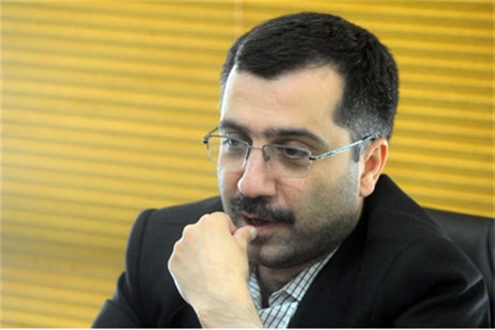 شاهین آخوندزاده قائم مقام معاون تحقیقات و فناوری وزیر بهداشت