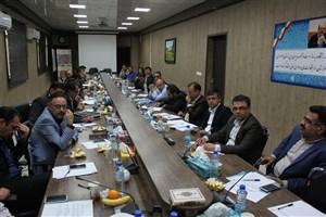دانشگاه آزاد اسلامی خوزستان آماده اجرای سیاست کاهش هزینه ها و افزایش درآمدهای غیر شهریه ای