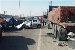 1606 نفر در تصادفات تیرماه کشته شدند/رشد 2.5 درصدی مرگ های حوادث رانندگی در 4 ماه  اول سال