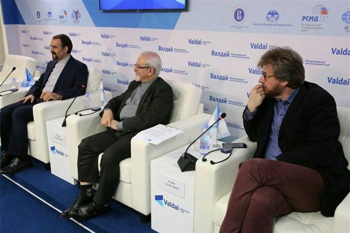 سنایی بر همکاری میان نخبگان ایران و روسیه تاکید کرد