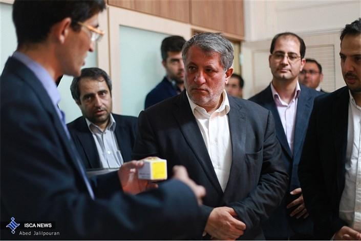 آغاز به کار و افتتاح مرکز شتاب دهی آیت الله هاشمی در پارک و علم و فناوری دانشگاه آزاد اسلامی