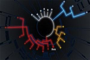 موفقیت اخترشناسان در تهیه تبارنامه ستارگان با استفاده از نظریه داروین