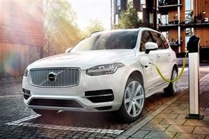 تولید خودروهای الکتریکی ولوو در چین