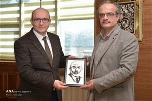 Garmsar IAU & Mehmet Akif Ersoy University Implement 1st Intl-Research Project