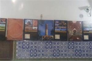 نمایشگاه عکس بناهای تاریخی در موزه سمنان برپا شد
