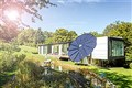 An Intelligent Flower-Shaped Solar Panel Follows the Sun