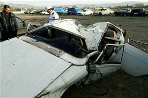 واژگونی سواری پیکان ۸ کشته و مصدوم بر جای گذاشت