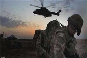 سومین عملیات هلیبرن ائتلاف ضد داعش در حومه دیرالزور